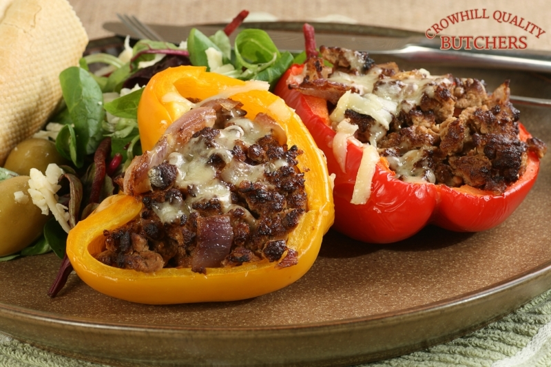 CROWHILLS STUFFED PEPPERS